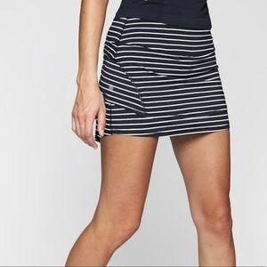 navy athleta skirt!